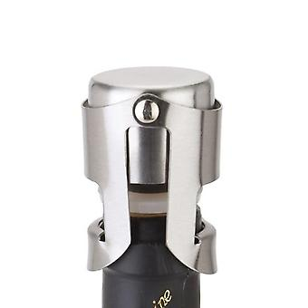Stainless Steel High Quality Plug For Wine Bottle Used As Stopper Sealer Bar Tool