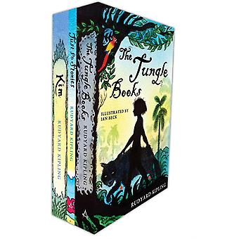 Illustrated Kipling Classics ThreeBook Pack by Rudyard Kipling & Illustrated by Ian Beck