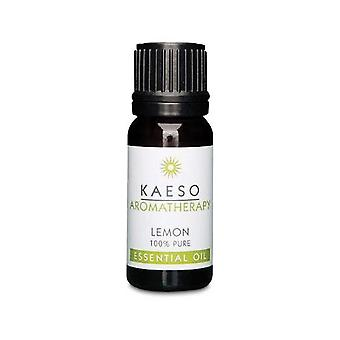 Kaeso aromatherapy lemon essential oil 10ml