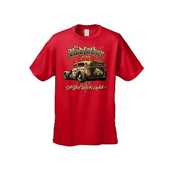 Men's Camiseta El Rodfather Manga Corta