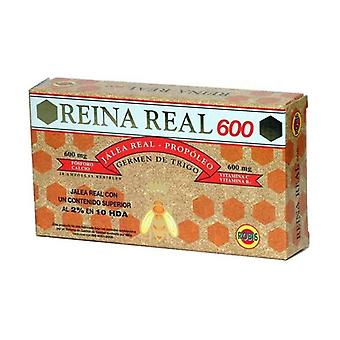 Royal Queen Jelly 20 ampoules of 600mg