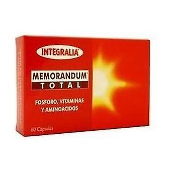 Totaal memorandum 60 capsules
