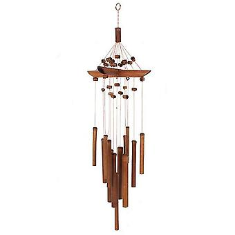 Something Different Bamboo Wind Chime With Beads
