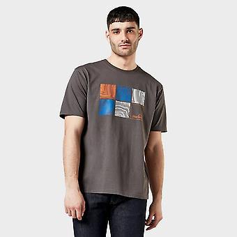 Peter Storm Men's Crop Contours T-Shirt Grau