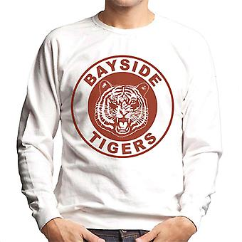 Saved By The Bell Bayside Tigers Men's Sweatshirt