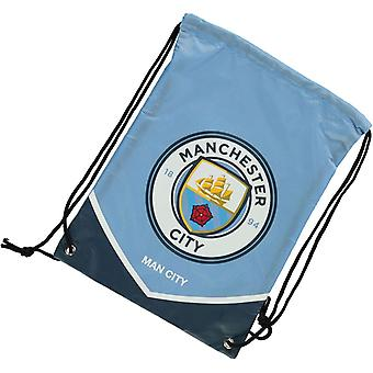 Unbranded Manchester City Football Gym Bag