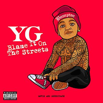 Yg - Blame It on the Streets [CD] USA import