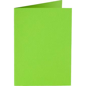Papicolor 6X Double Card A6 105x148 mm Spring Green