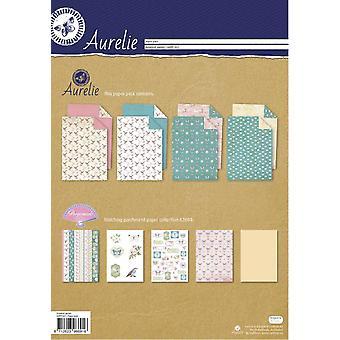 Aurelie Botanische Tuin Paper Pack