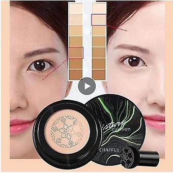 Mushroom Head Make Up Air Cushion Moisturizing Foundation Air Permeable Natural Brightening Makeup