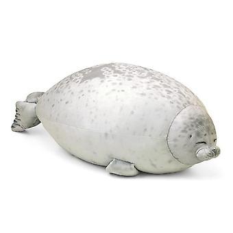 Pehmeä meri leijona pehmo lelut täytetty nukke tyyny lapsille