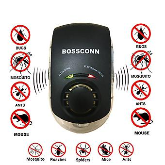 Pest Reject Ultrasonic Electromagnetic Repeller Anti Mosquito Mouse Rejection Insect