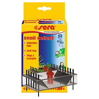 Sera Snail Collect Trampa para Caracoles (Fish , Aquarium Accessories , Breeding Crates)