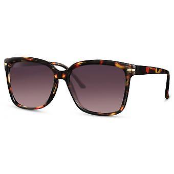 النظارات الشمسية النساء wayfarer كات. 3 أسود / دخان