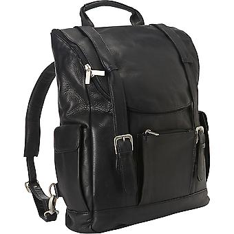 Classic Laptop Backpack - Ld-044-Bl