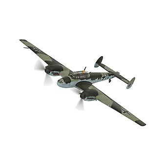 Messerschmitt VJ+OQ  Rudolf Hess  Eaglesham  Scotland (1941) Diecast Model Airplane