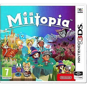 لعبة 3DS Miitopia