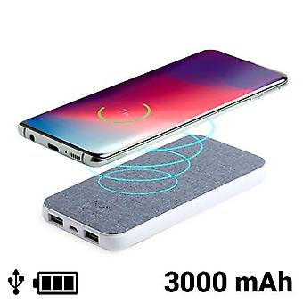 Power Bank with Wireless Charger 1462DC