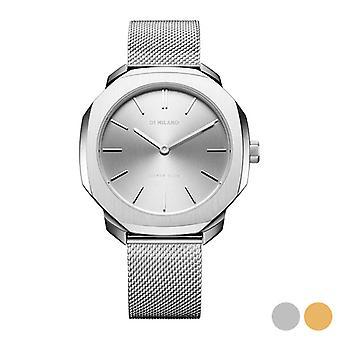 Män's Klocka D1-MILANO (36 mm)/Guld