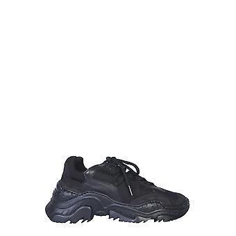 N°21 00119fwsu0110009n001 Baskets en polyester noir
