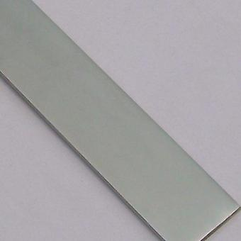 50mm X 8mm Aluminium Flat Bar
