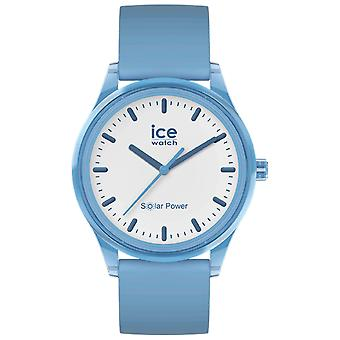 Ice Solar Watch for Analog Quartz Men with Silicone Bracelet IC017768