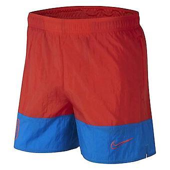 2020-2021 England Nike Vävda Shorts (Röd)