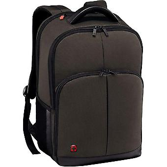 "Wenger LINK 16"" Backpack Padded laptop / Tablet compartment - Grey - 24 Litres"