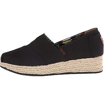 Skechers naisten High Jinx Alpargata kangas suljettu toe vene kengät