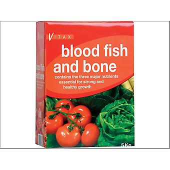 Vitax Blood Fish and Bone 1.25kg