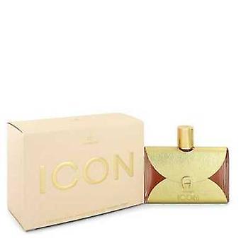 أيقونة Aigner بواسطة Aigner Eau De Parfum Spray 3.4 Oz (نساء) V728-545855