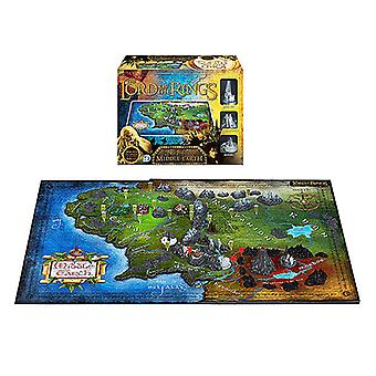 4D lord of the rings middle earth 2100pc puzzle