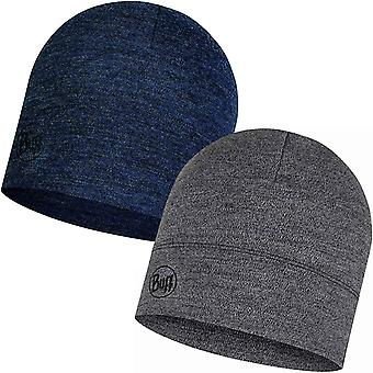 Buff Unisex Adults Midweight Merino Wool Outdoor Warm Winter Beanie Hat