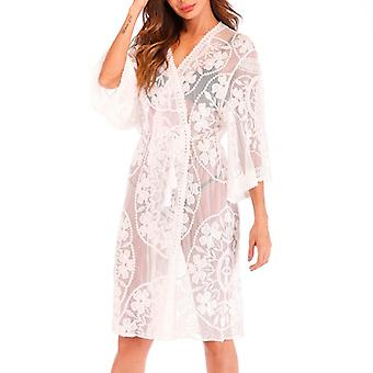 Women Chiffon Dresses- Bikini Cover Up Swimwear