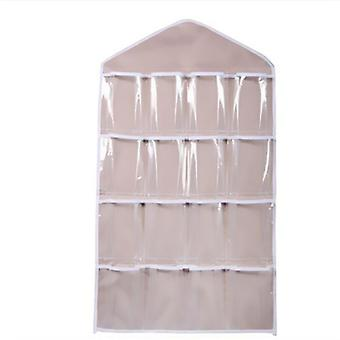 Over The Door Storage Bag, Wall Closest, Shoe Organizer Rack, Hanging For Home,