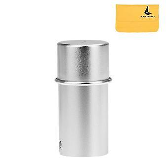 Godox ad-s15 flash lampe rør metal beskytter dækning for witstro ad200 ad180 ad360 pære dække accessor