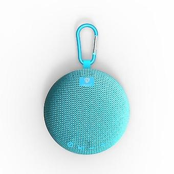 Mini Portable Practical Round Wireless BT Outdoor Sport Music Player