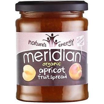 Tartinade de fruits abricots biologiques méridiens 284g x6