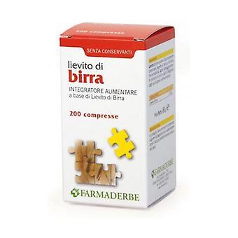 LIEVITO BIRRA 200CPR 80G 200 tablets