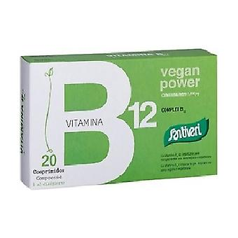 Vitamin B12 tablets 20 tablets