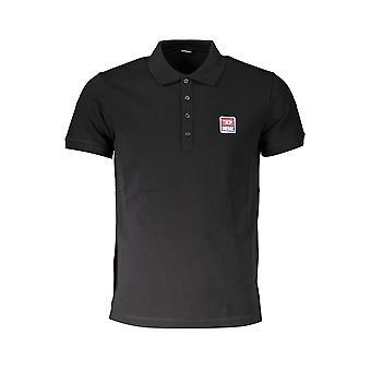 ديزل بولو قميص قصير الأكمام الرجال SAVB T-KAL-PATCH