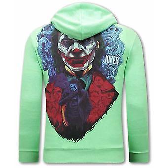 Joker Hoodies - Green