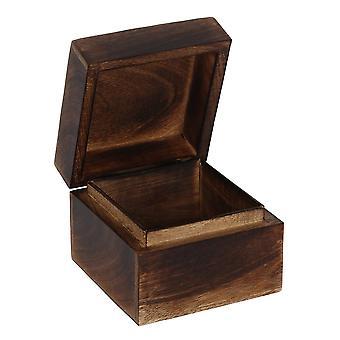 Etwas anderes Pentagramm dekorative Box