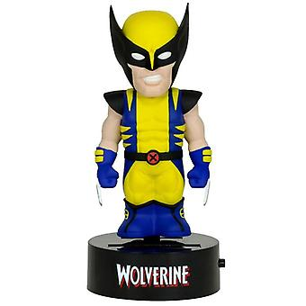 Wolverine personagem Body Knocker