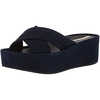 Kenneth Cole New York naisten damariss avoimen rento Platform sandaalit