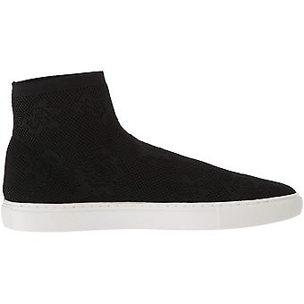Kenneth Cole New York Womens Keating Fabric Hight Top Pull On Fashion Sneakers