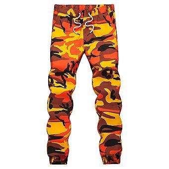 Καμουφλάζ στρατιωτικό παντελόνι, cargo άνδρες hip hop παντελόνι, δρόμο jogger παντελόνι