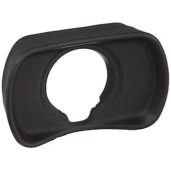 Jjc ef-xtl soft durable silicone eyecup viewfinder for fujifilm x-t1 x-t2, gfx 50s replaces fujifilm