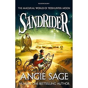 SandRider: A TodHunter Moon Adventure (Todhunter Moon Adventure 2)