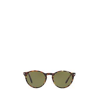 Persol PO3092SM dark brown tortoise unisex sunglasses